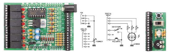 Using rest with arduino yun open electronics