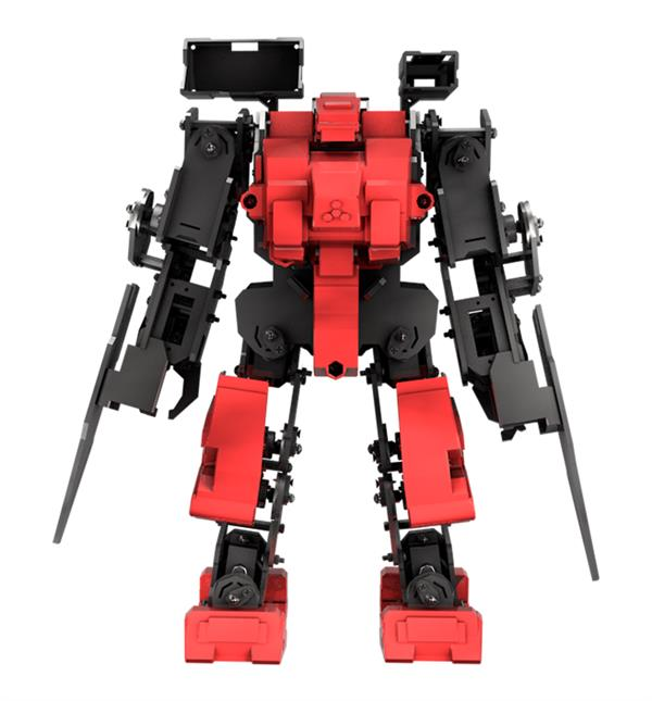 photograph about 3d Printable Robot known as Amazing open up-useful resource 3D printable robotic assignments Open up