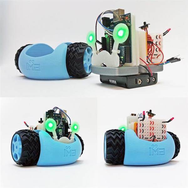 graphic regarding 3d Printable Robot identify Wonderful open up-useful resource 3D printable robotic jobs Open up