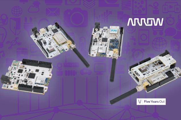Smarteverything splits in four   Open Electronics
