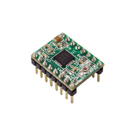 stepper motor driver at 2 euros open electronics