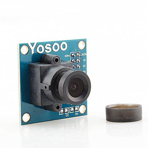 A Guide to Arduino Based Video Camera - Open Electronics