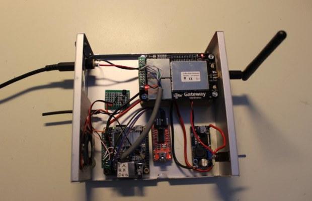 Build Your LoRa Gateway with an Orange Pi Zero and RAK831 | Open
