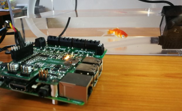 BioControle : Aquaponic and hydroponic I/O Add-on for Raspberry Pi