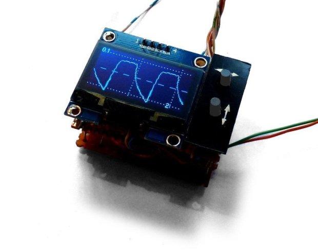 DIY an Arduino Nano-Based Oscilloscope | Open Electronics