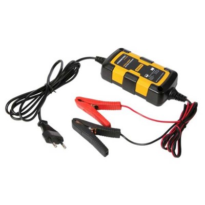 Intelligent Battery charger 12V – 800mA   Open Electronics