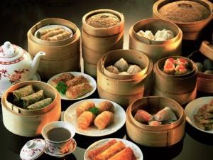 plats chinois