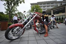 moto chine