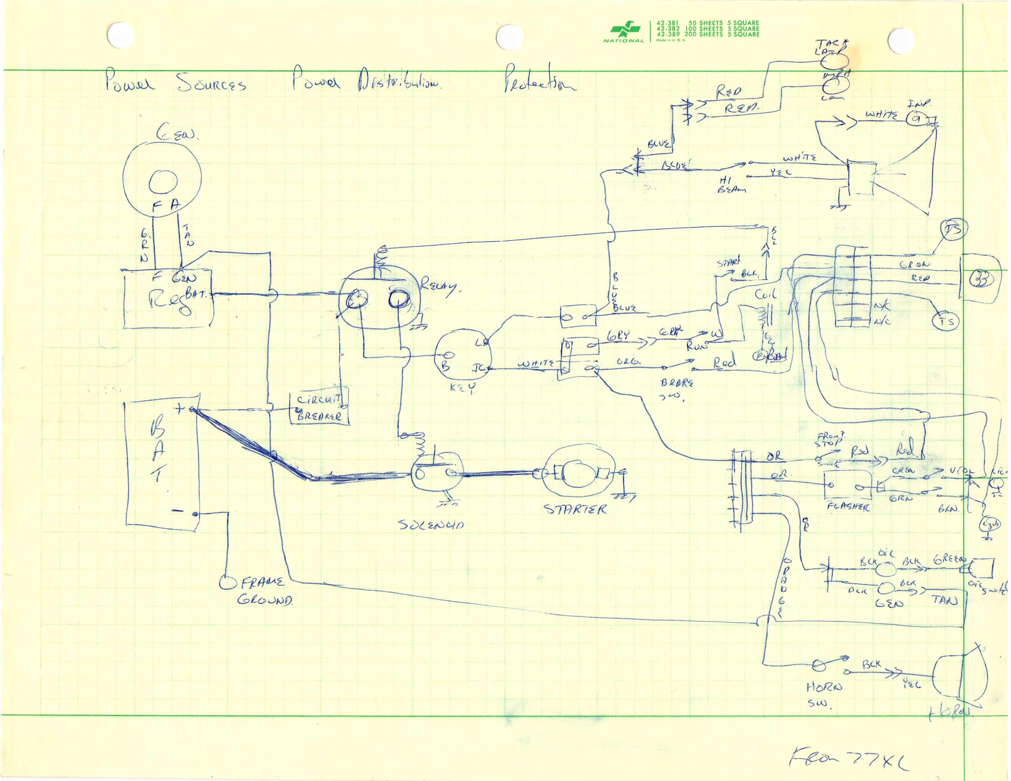 Fein Shovelhead Schaltplan Galerie - Der Schaltplan ...