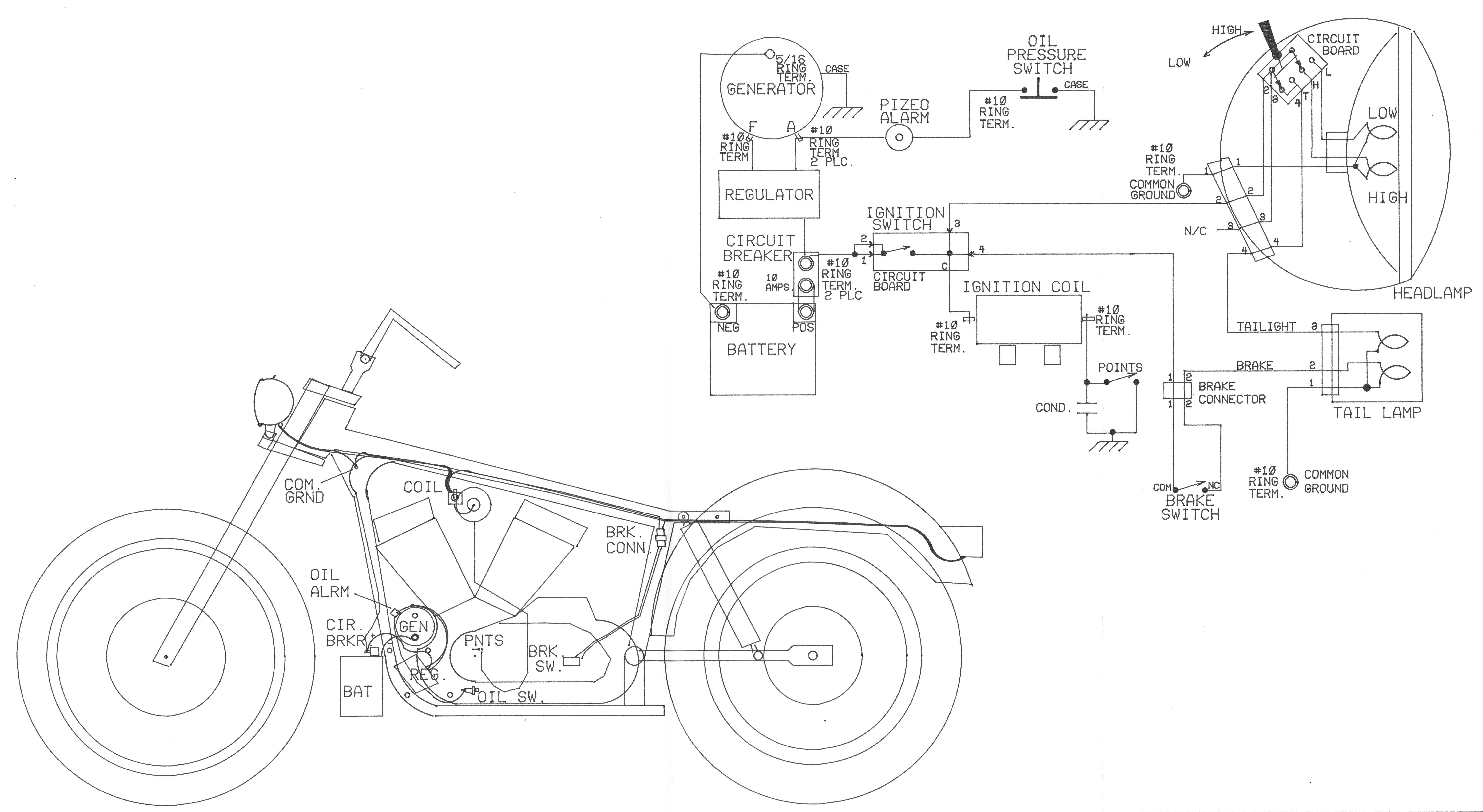 2003 harley sportster 883 wiring diagram honeywell rth2300 thermostat 1987 library
