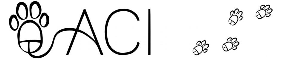 Logo for ACI  2014 - Animal-Computer Interaction