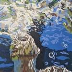 00 Hoofdfoto - MM Emotion of life III, 2019, Acrylic on canvas, 120x150cm 1200px x 800px 300dpi