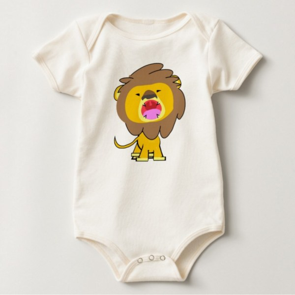 little lion baby jumper open art media