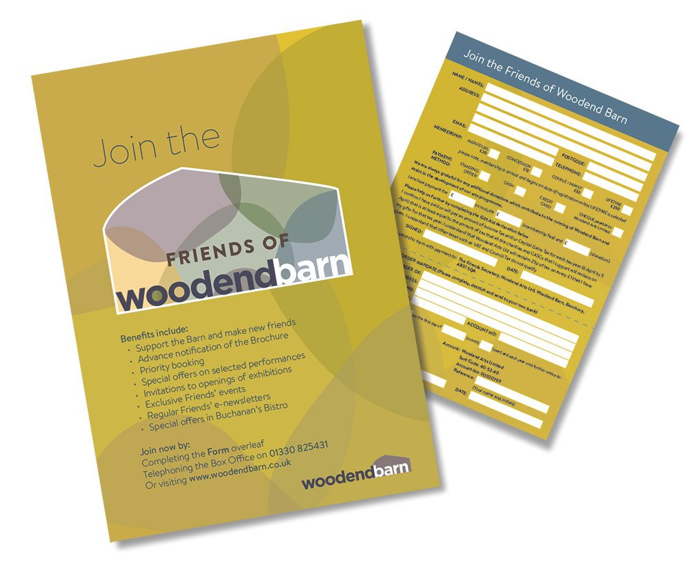 Application leaflet