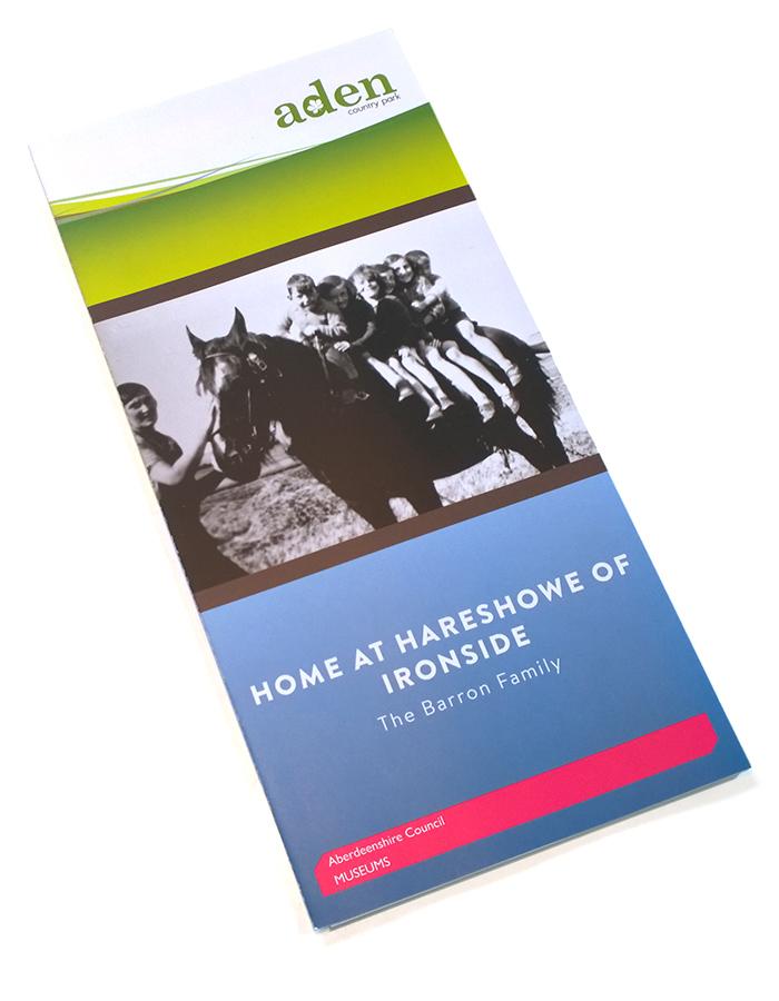 The Barron Family Leaflet