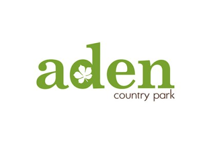 Aden Country Park identity