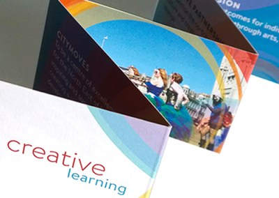 Creative Learning Team card