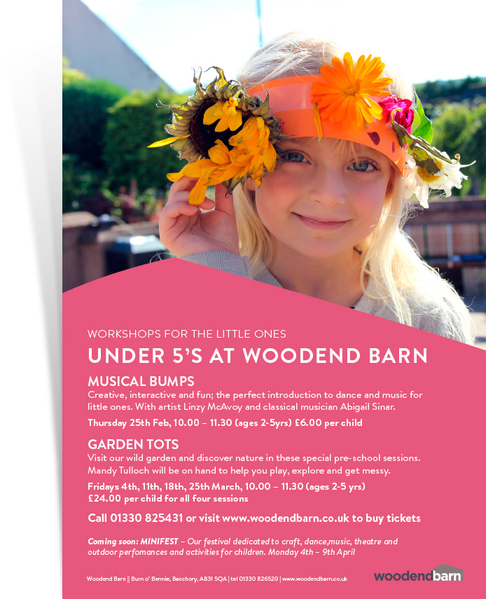 Under 5's at the Barn