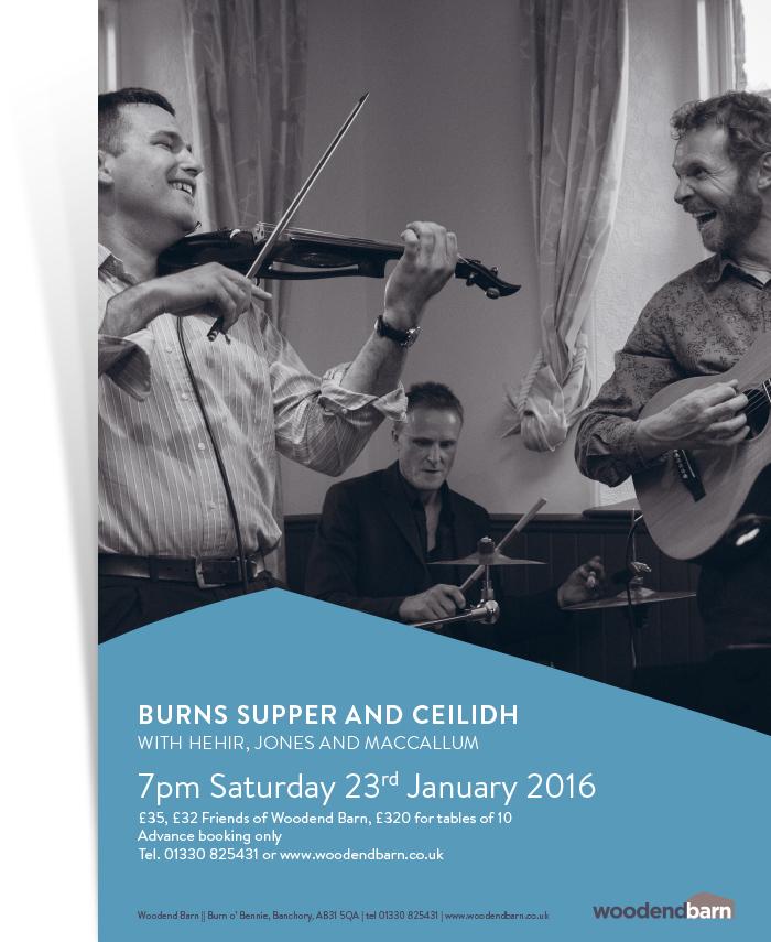 Burns Supper Poster