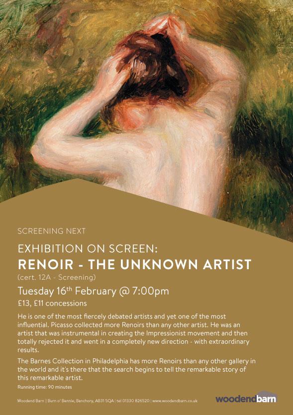 Renoir - The Unknown Artist