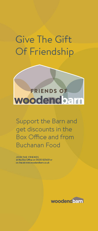 Friends of the Barn banner