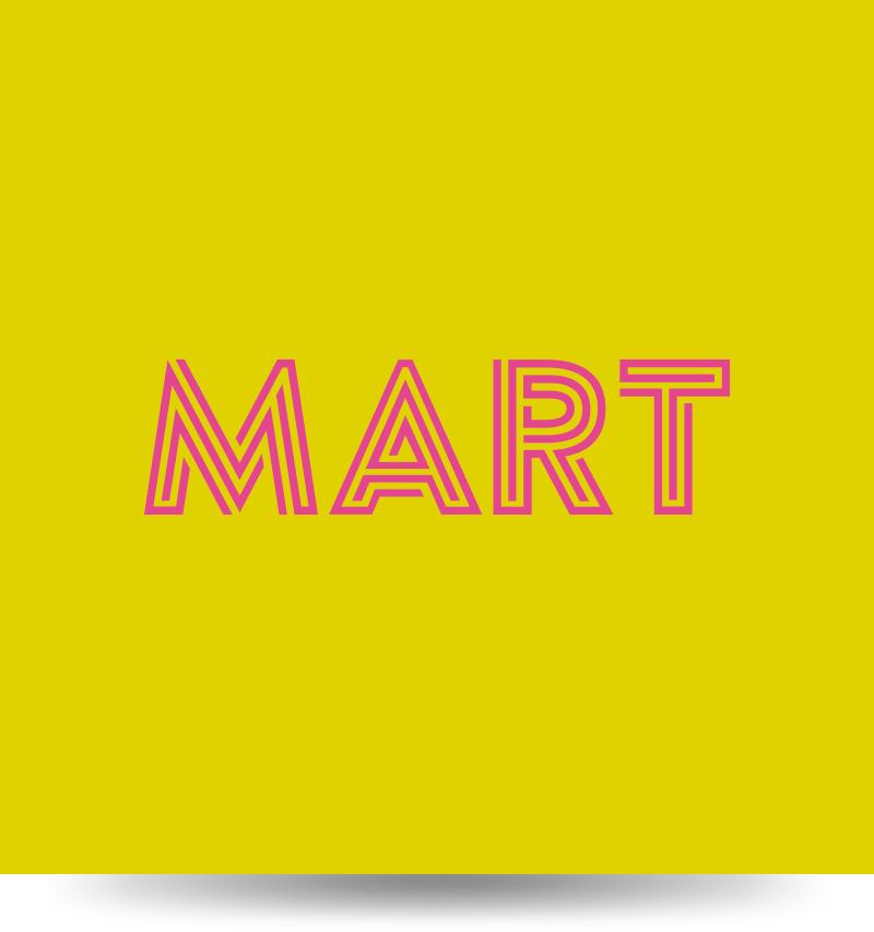 MART Banner 2m x 2m