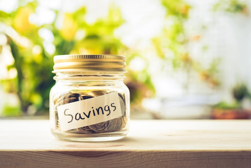 savings - Saving For A Rainy Day May Help To Wash Away The Blues