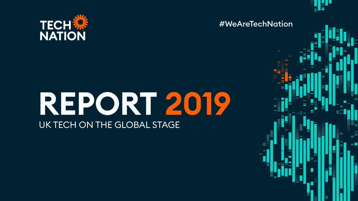 Tech Nation. Report Overview 2019