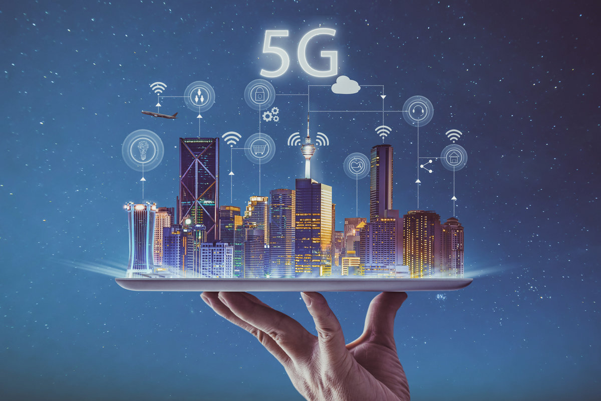 5G Tech To Boost UK Economy By Up To £15.7BN