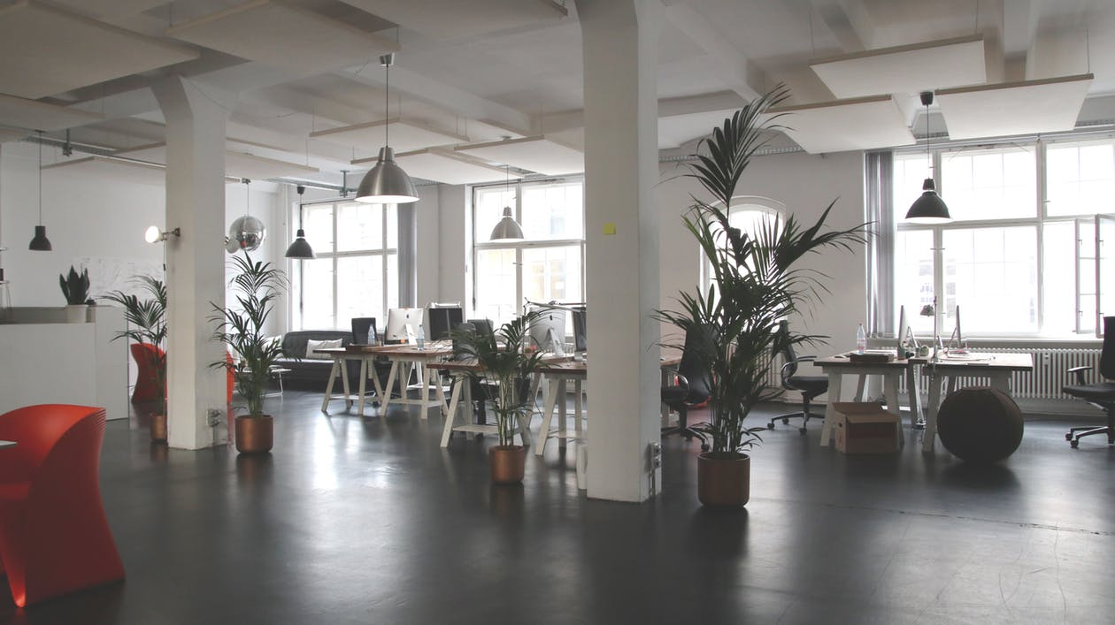Just Moved Into An Existing Office? How To Adapt It To Your Company's Needs