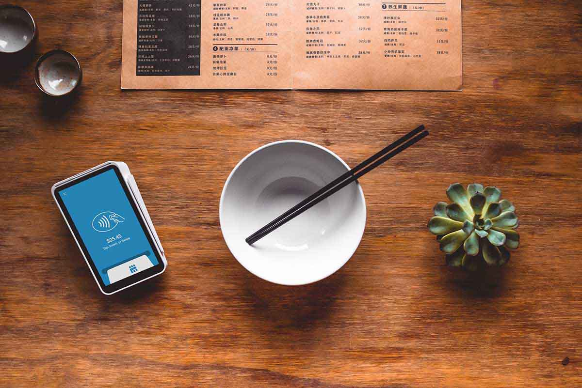Most Desirable Technologies When Eating Out