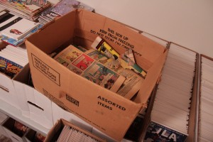 Second Box of Comics