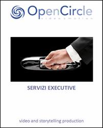 Cover servizi executive