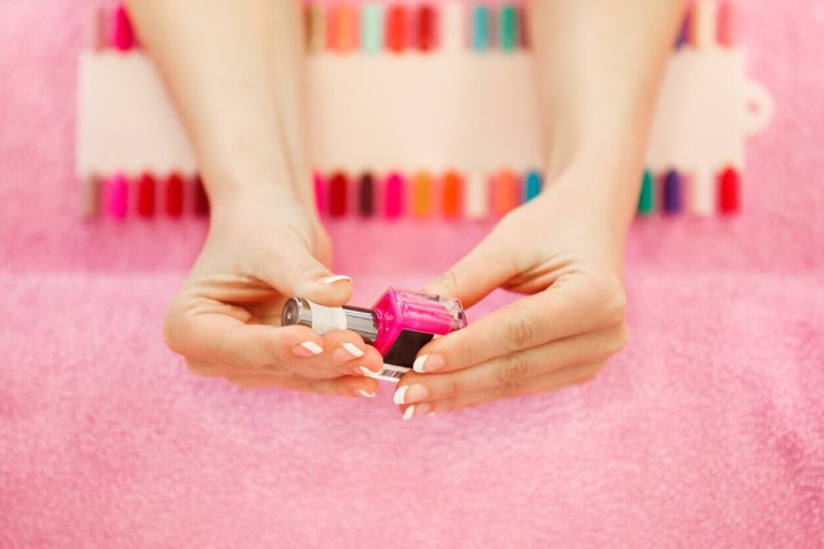 start your own nail tech business