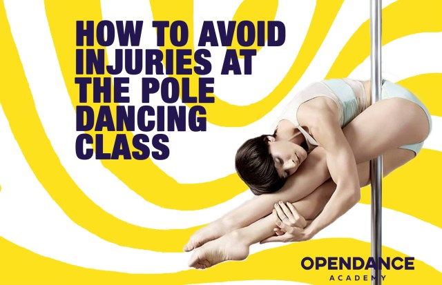How to Avoid Injuries at the Pole Dancing Class - Pole ...