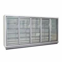 Multideck Glass Door Display Freezer, Supermarket Display ...