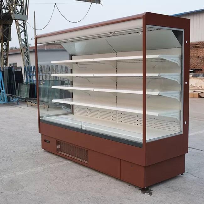 open display fridge deli display fridge