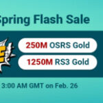 Group logo of Acquire Free 07 Runescape Gold in RSorder Pre-Spring Flash Sale on Feb. 26