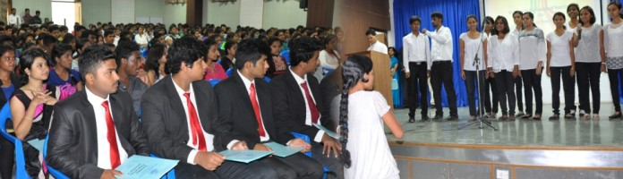 Bachelor of Commerce inauguration at SJC