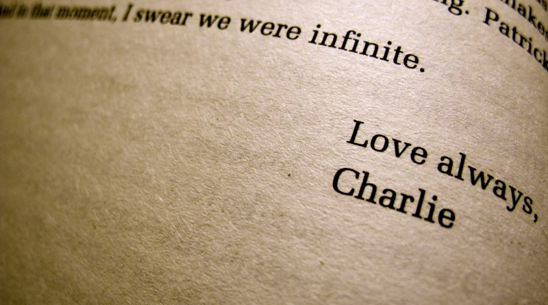 A Letter to Charlie