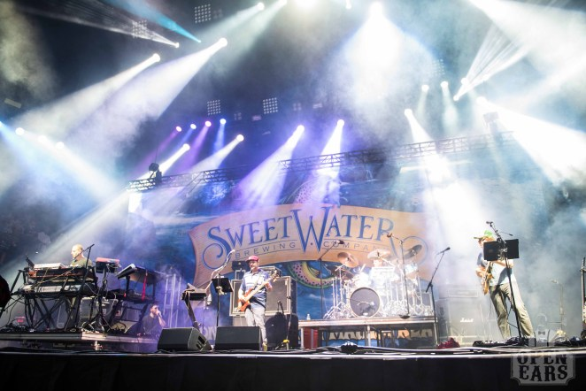 The Disco Biscuits at Sweetwater 420 Fest