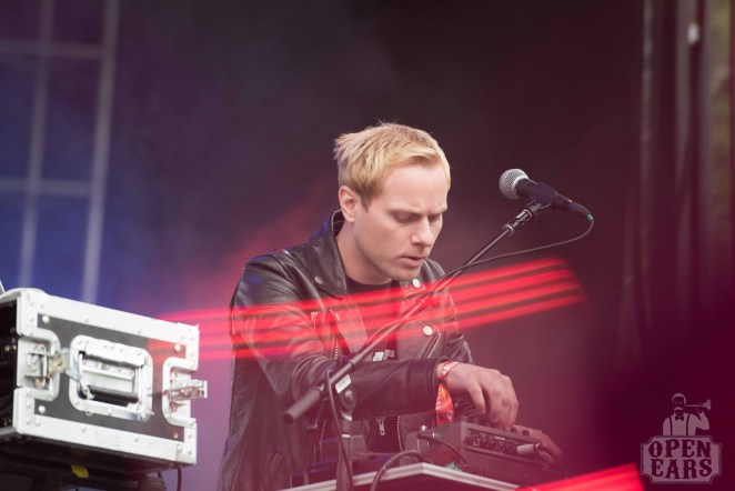 Classixx at Shaky Beats
