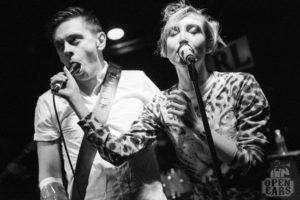 July Talk at the EARL in Atlanta. Photo By John McNicholas