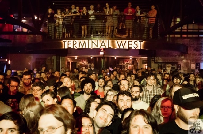 Terminal West, sold out