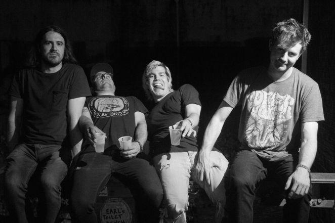 The Gotobeds. Photo by Jenny Thomas