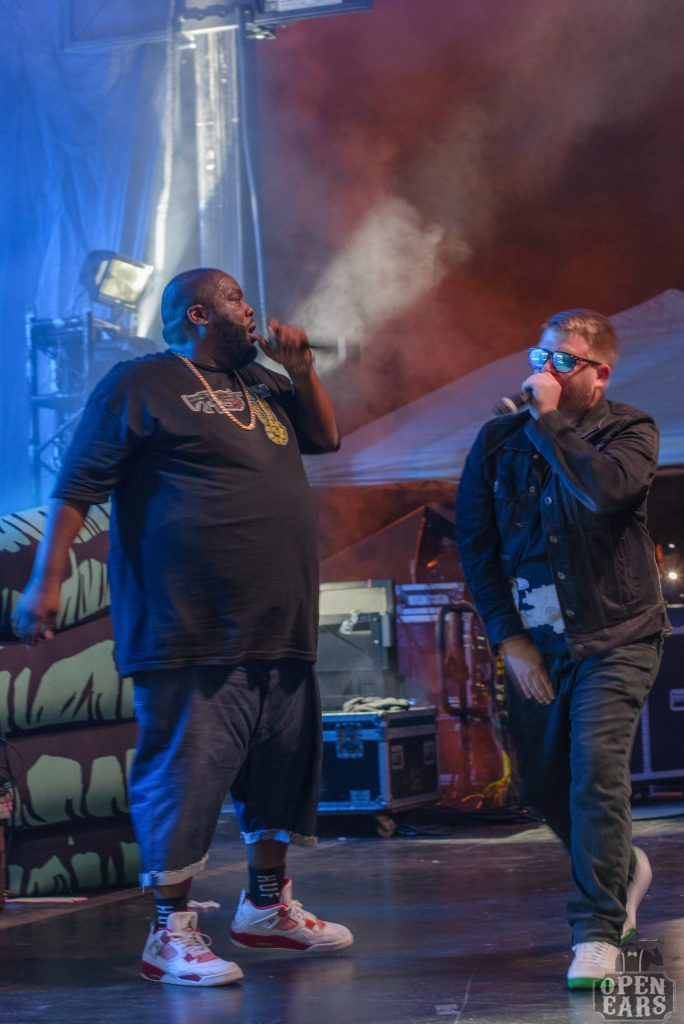 Run the Jewels. Photo by