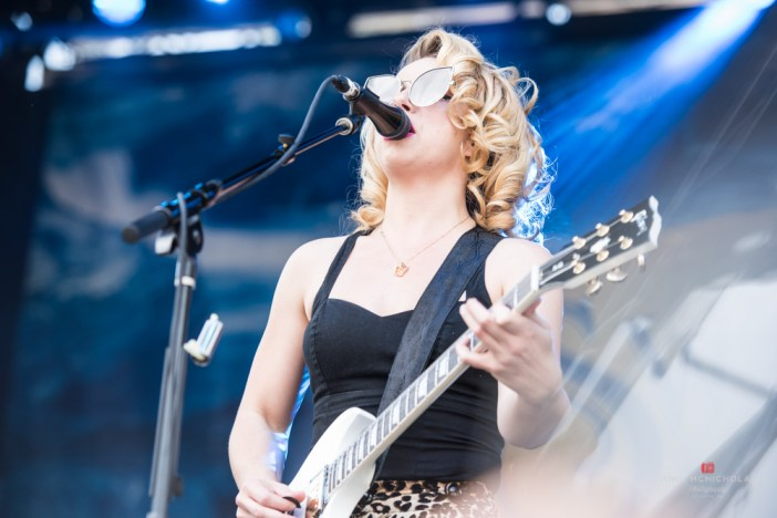 Samantha Fish @ Sweetwater 420 Festival 2017