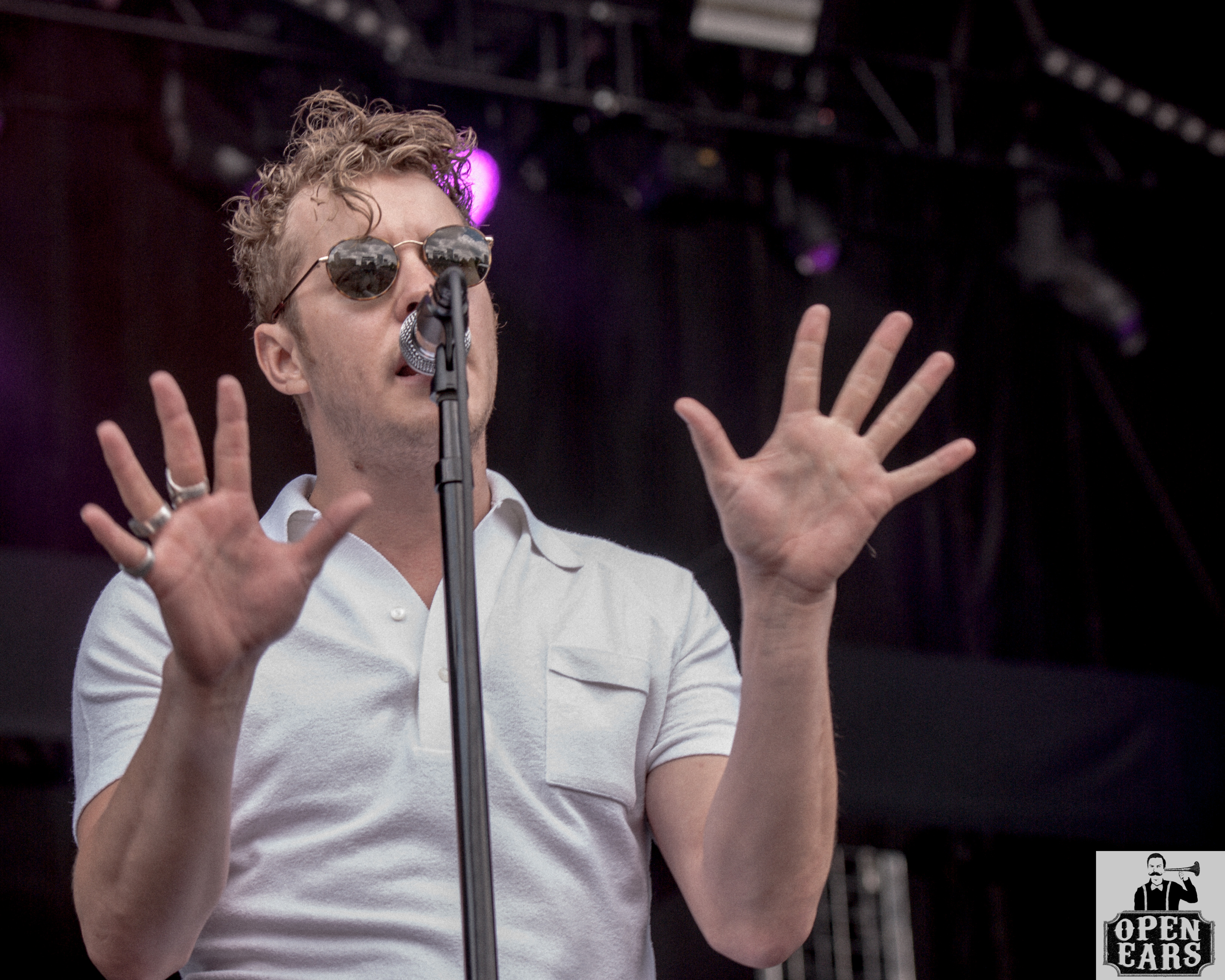 Anderson East @ Shaky Knees 2017 Day 2. Photo by Mike Gerry