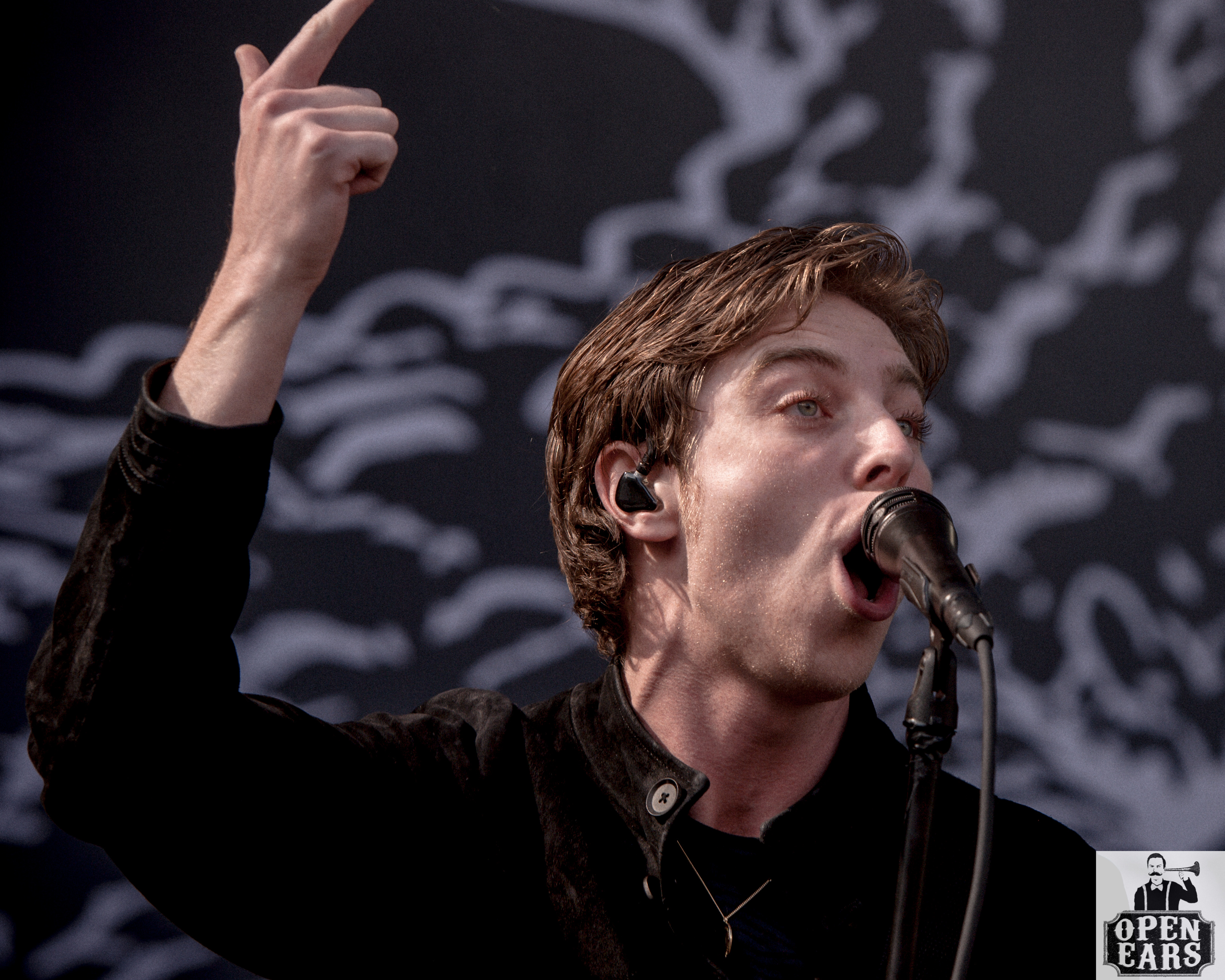 Catfish and the Bottlemen @ Shaky Knees 2017 Day 2. Photo by Mike Gerry