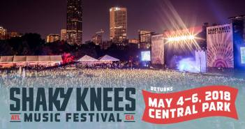Shaky Knees Announces New Site and New Weekend For 2018 Festival